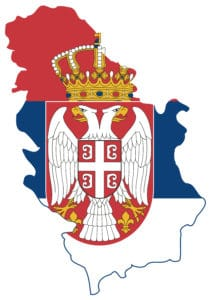 Апостиль для Сербии