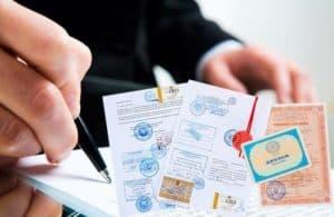 Легализация иностранных документов нотариусом в Москве