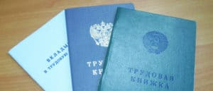 Нострификация трудовой книжки