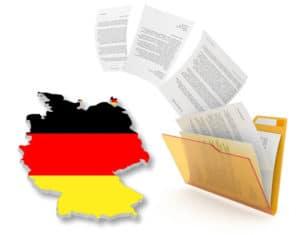 Нотариальный перевод документов на немецкий