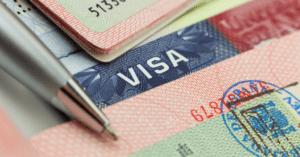 Легализация визы