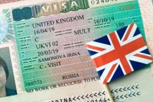 Перевод документов для визы в Великобританию