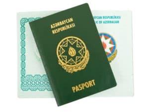 Перевод документа с азербайджанского на русский